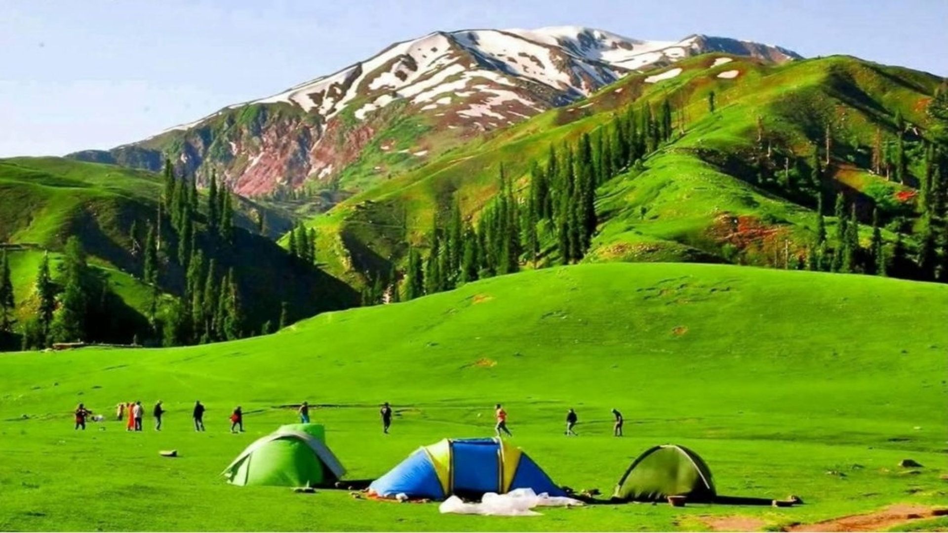 Neelum Shogran Valley Tour